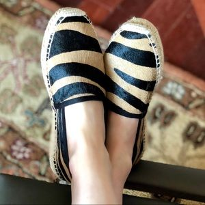Marc Jacobs 'Sienna' Espadrille Flats Sneakers